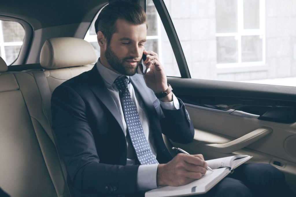 tangier has a chauffeur for your event