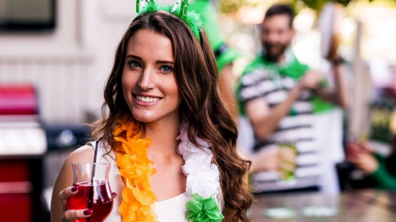 Event Transportation by Tangier Transportation for St. Patrick's Day in DC